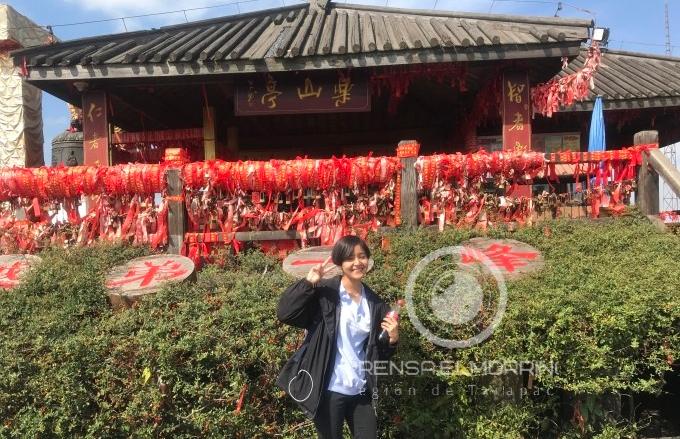 Iquiqueña que estuvo en China criticó protocolos de salud por COVID-19.