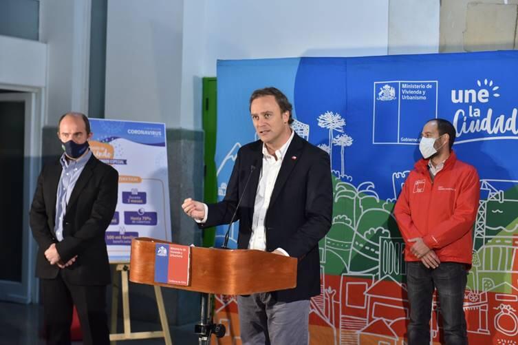 Gobierno anuncia que 60 mil cupos del Llamado Especial al Subsidio de Arriendo serán destinados aregiones